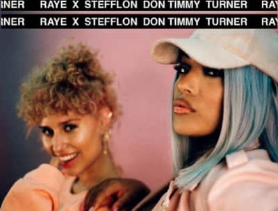 "Raye And Stefflon Don Reinvent ""Timmy Turner"" On Their New Remix"
