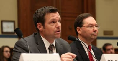 """Kris Kobach, Author Of Famous """"Anti-Immigrant"""" Laws, Named To Donald Trump's Transition Team"""
