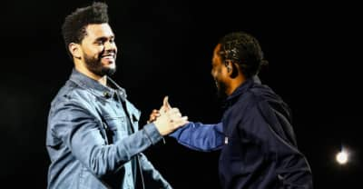 The Weeknd Brought Out Kendrick Lamar At His L.A. Show