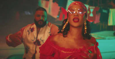 """Watch The Video For DJ Khaled's New Rihanna And Bryson Tiller Collaboration """"Wild Thoughts"""""""