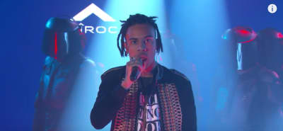 "Watch Vic Mensa Perform ""16 Shots"" On Jimmy Kimmel Live!"