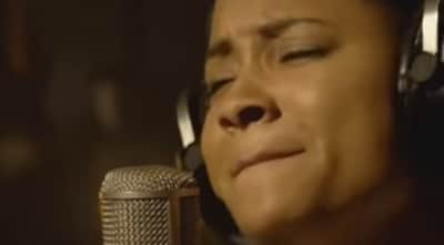 Watch A Clip From Lifetime's Michel'le Biopic Surviving Compton: Dre, Suge & Michel'le