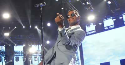 "Maxwell shares new song ""We Never Saw it Coming"""