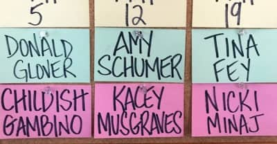 Kacey Musgraves and Nicki Minaj will be musical guests on SNL
