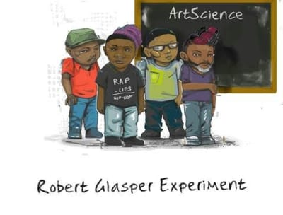 "Listen To A New Robert Glasper Experiment Song ""Day To Day"""