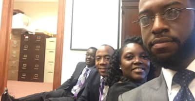 The NAACP Is Occupying Jeff Sessions's Office Until He Withdraws His Attorney General Nomination