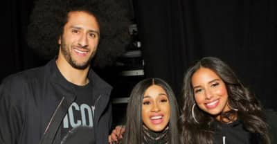Cardi B will perform at the Super Bowl when the NFL rehires Colin Kaepernick