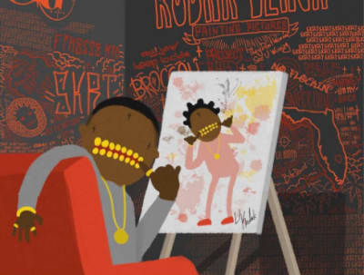 Listen To Kodak Black's Painting Pictures Album