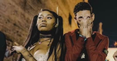 "PnB Rock And Asian Doll Link Up For ""Poppin"""