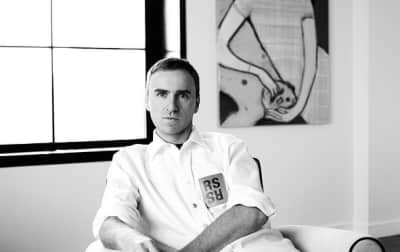 Raf Simons Is The New Chief Creative Officer At Calvin Klein