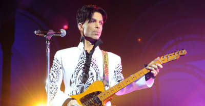 A collection of unreleased Prince songs will be available in September