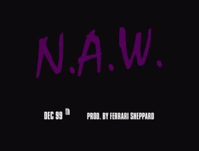 """Yasiin Bey AKA Mos Def Shares """"Dec. 99th - N.A.W."""""""