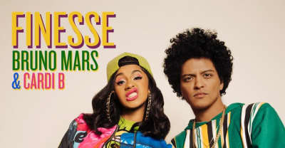 "Watch the Bruno Mars-directed video for the Cardi B remix of ""Finesse"""
