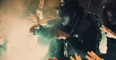 """Watch Ab-Soul Control A Mosh Pit In His """"RAW (backwards)"""" Video"""