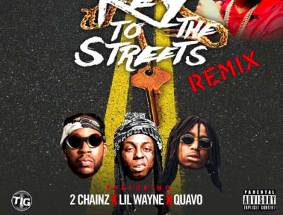 "Hear YFN Lucci's ""Key To The Streets"" Remix Featuring 2 Chainz, Lil Wayne, And Quavo"