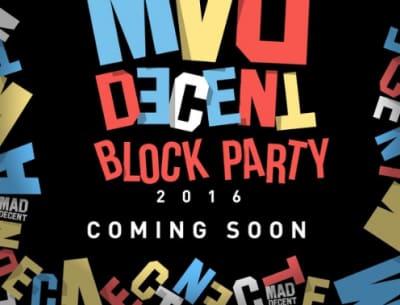 Mad Decent Block Party Announces 2016 Tour Dates