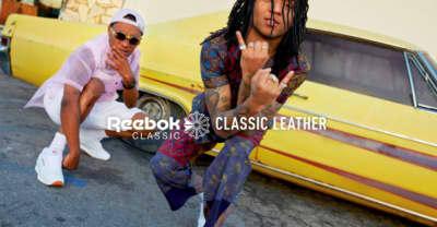 "Rae Sremmurd Star In Reebok Classic's New ""Classic Leather"" Campaign"