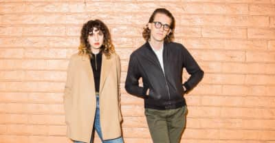 """Minimal pop duo DIN premieres a radiant visual for """"Oil"""""""