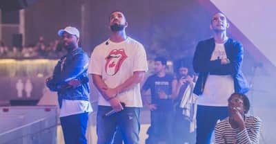 Drake Celebrated Canada Day By Surprising Fans In Toronto