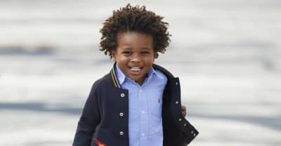 Ciara And Future's 3-Year-Old Son Is A Model Now