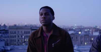 """Watch Leon Bridges' new clip for """"Bet Ain't Worth The Hand"""""""