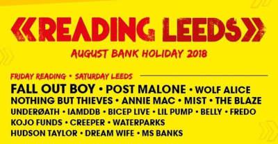 Kendrick Lamar, Skepta, and Brockhampton to play U.K.'s Reading & Leeds
