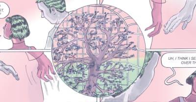 Maggie Brennan's futuristic comics will make you feel funny inside