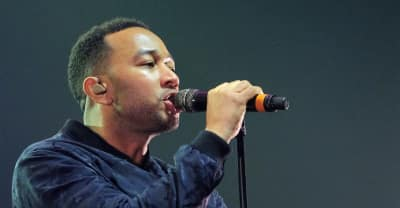 """John Legend Condemns Trump's Muslim Ban: """"America Has To Be Better Than That"""""""