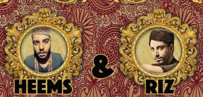 """Riz MC And Heems's Swet Shop Boys Return With New Song """"T5"""""""
