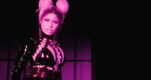 "Nicki Minaj teases ""Chun-Li"" video"