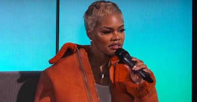 "Teyana Taylor says that ""Polo era Kanye"" is on her upcoming album"
