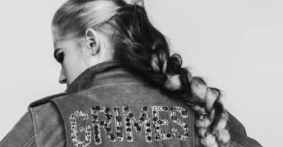 "Grimes Teases Interactive ""REALiTi"" Installation"