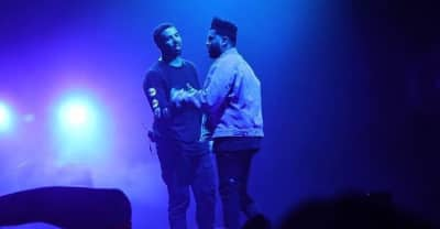 "Drake Brought Out The Weeknd At OVO Fest And Said An OVOXO Project ""Has To Happen"""