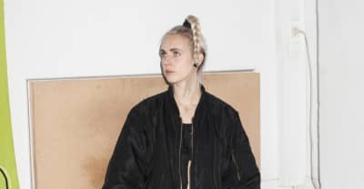 "Stream MØ's New Single ""Drum"""
