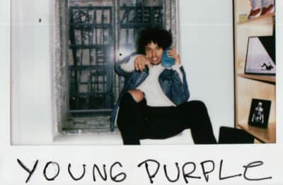 Joey Purrp Shares iiiDrops Album With Chance The Rapper, Mick Jenkins, And Vic Mensa