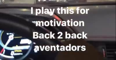 """Meek Mill Apparently Listens To """"Back To Back"""" For """"Motivation"""""""