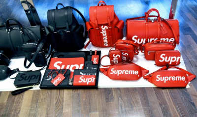 Supreme X Louis Vuitton Confirm Their Much Rumored Collaboration