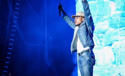 "Watch Chance The Rapper Cover ""Hey Ya"" At Bonnaroo"