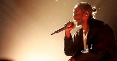 Kendrick Lamar bans professional photography at his shows