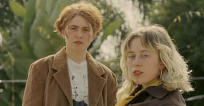 "Girlpool Debuts ""123,"" Their New Album's Totally Gorgeous Opener"