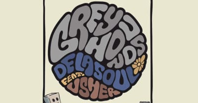 "De La Soul Hooks Up With Usher For New Song ""Greyhounds"""