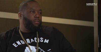 "Killer Mike addresses the NRATV appearance on Twitter: ""I did an interview"""