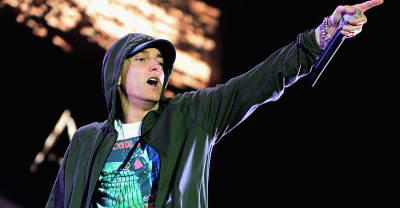 """Twitter Is Going Wild Over Eminem's """"Campaign Speech"""" Song"""