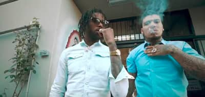 "Watch Hoodrich Pablo Juan And Danny Wolf's New Video for ""Hoodwolf"""