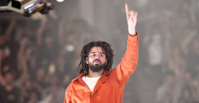 """J. Cole shut down a """"Fuck Lil Pump"""" chant at this concert this weekend"""