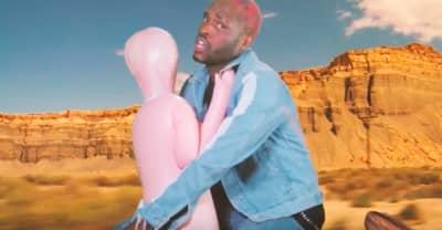 "Watch Bok Nero's Surreal Video For ""Stoop Kid"""