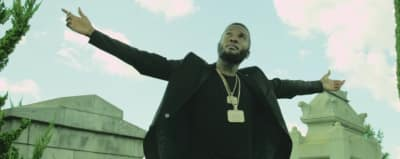 """Shy Glizzy And Bankroll PJ Pay Tribute To Bankroll Fresh In The """"Bankroll"""" Video"""