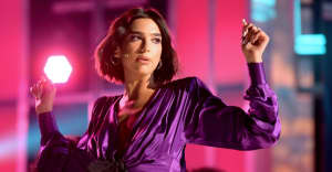 Dua Lipa's father organized a music festival in Kosovo
