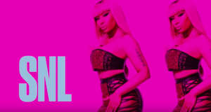 Watch Nicki Minaj's full performances on Saturday Night Live