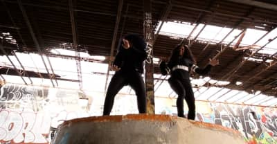 """Watch UNiiQU3 Team Up With Jersey Club Dancer LifeofQueee For """"The Anthem"""" Video"""